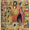 Благовещение с клеймами земной жизни. 1580-е. Сольвычегодский музей.jpg